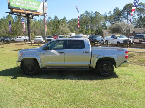 2016 Toyota Tundra for sale at Ward's Motorsports in Pensacola FL