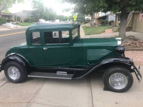 1932 Willys Coupe for sale at Classic Car Deals in Cadillac MI