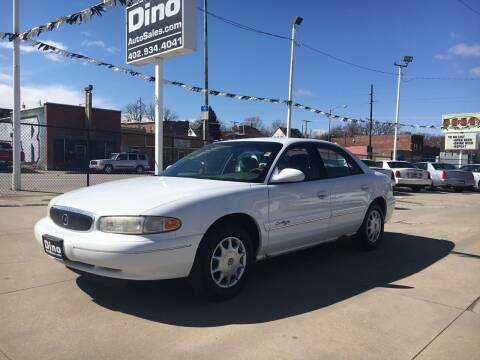 2000 Buick Century for sale at Dino Auto Sales in Omaha NE