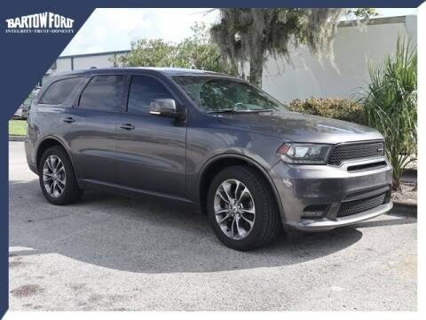 2019 Dodge Durango for sale at BARTOW FORD CO. in Bartow FL