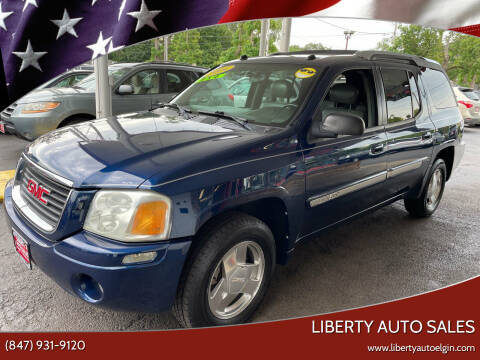 2004 GMC Envoy XUV for sale at Liberty Auto Sales in Elgin IL