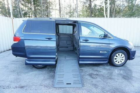 2010 Honda Odyssey for sale at BT Mobility LLC in Wrightstown NJ