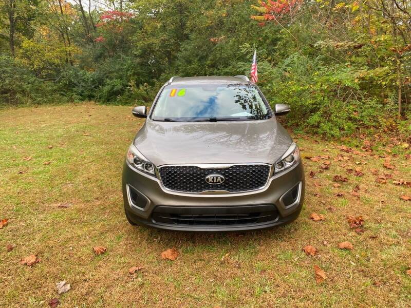 2016 Kia Sorento for sale at Midtown Motors in Greenbrier TN