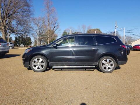 2014 Chevrolet Traverse for sale at Frontline Auto Sales in Martin TN