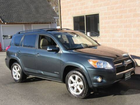 2010 Toyota RAV4 for sale at Advantage Automobile Investments, Inc in Littleton MA