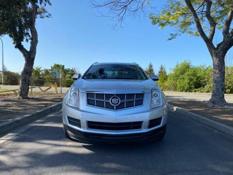 2011 Cadillac SRX for sale at CARFORNIA SOLUTIONS in Hayward CA