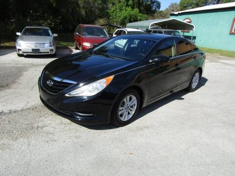 2013 Hyundai Sonata for sale at S & T Motors in Hernando FL