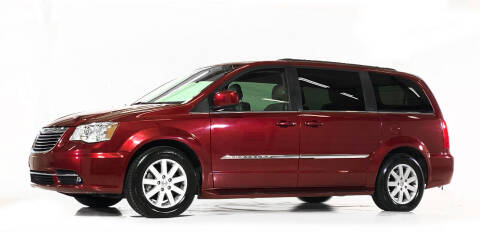 2013 Chrysler Town and Country for sale at Houston Auto Credit in Houston TX