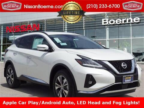2021 Nissan Murano for sale at Nissan of Boerne in Boerne TX