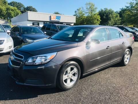 2013 Chevrolet Malibu for sale at Carpro Auto Sales in Chesapeake VA