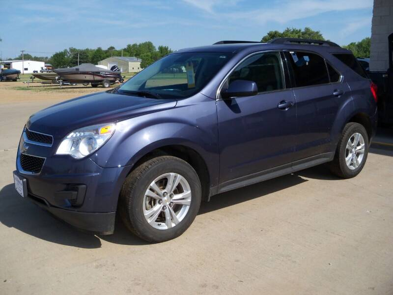 2014 Chevrolet Equinox for sale at Tyndall Motors in Tyndall SD