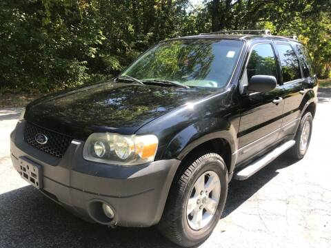 2006 Ford Escape for sale at Kostyas Auto Sales Inc in Swansea MA