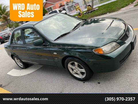 2003 Mazda Protege for sale at WRD Auto Sales in Hollywood FL