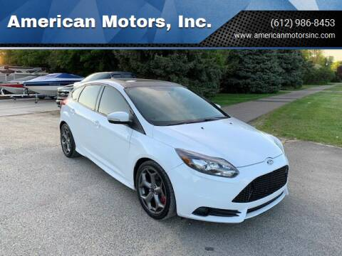 2014 Ford Focus for sale at American Motors, Inc. in Farmington MN