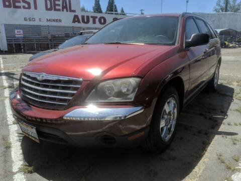 2006 Chrysler Pacifica for sale at Best Deal Auto Sales in Stockton CA