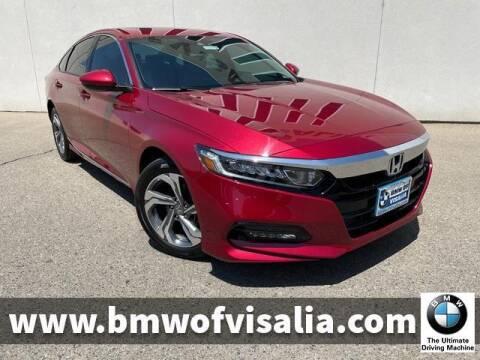 2020 Honda Accord for sale at BMW OF VISALIA in Visalia CA