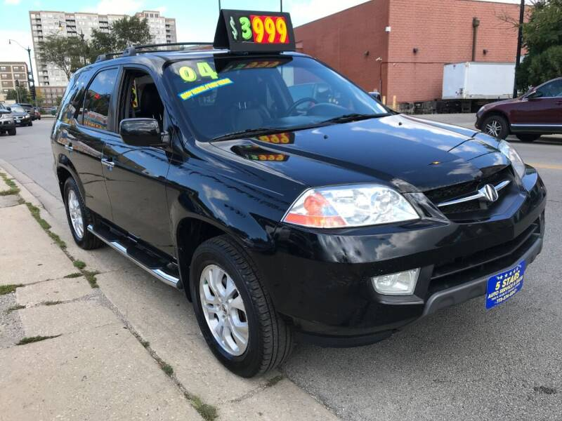 2004 Acura MDX for sale at 5 Stars Auto Service and Sales in Chicago IL