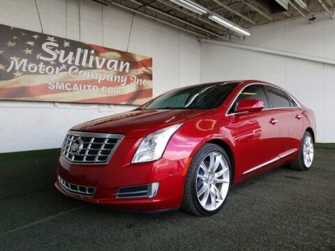 2015 Cadillac XTS for sale at SULLIVAN MOTOR COMPANY INC. in Mesa AZ
