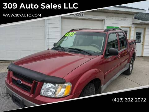 2003 Ford Explorer Sport Trac for sale at 309 Auto Sales LLC in Harrod OH