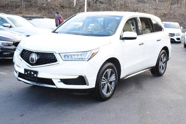 2018 Acura MDX for sale at Automall Collection in Peabody MA