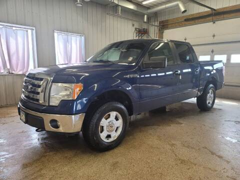 2011 Ford F-150 for sale at Sand's Auto Sales in Cambridge MN