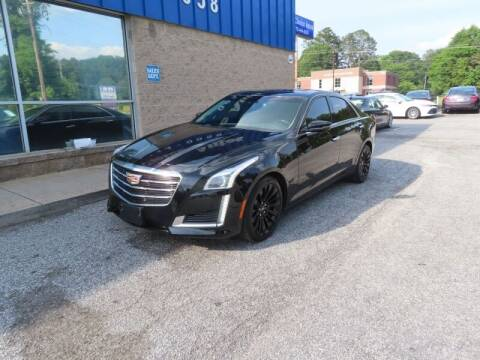 2016 Cadillac CTS for sale at Southern Auto Solutions - 1st Choice Autos in Marietta GA
