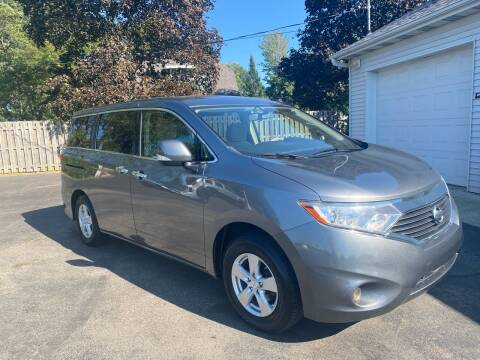 2015 Nissan Quest for sale at Rombaugh's Auto Sales in Battle Creek MI