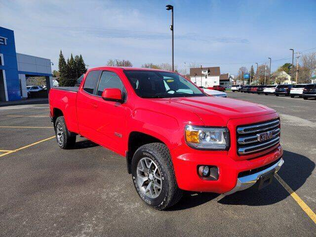 2015 GMC Canyon for sale at Frenchie's Chevrolet and Selects in Massena NY