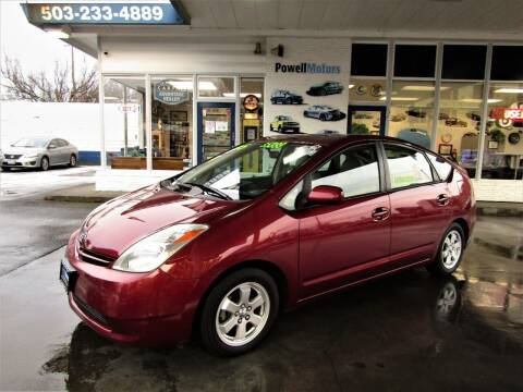 2005 Toyota Prius for sale at Powell Motors Inc in Portland OR
