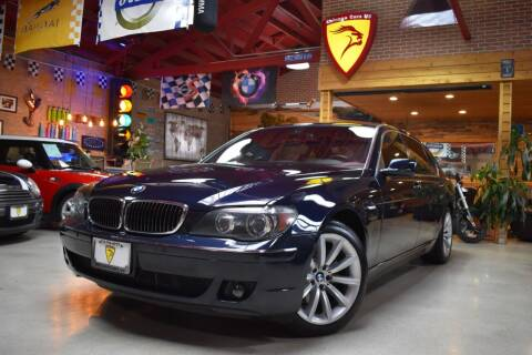 2008 BMW 7 Series for sale at Chicago Cars US in Summit IL