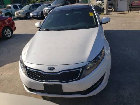 2012 Kia Optima for sale at Track One Auto Sales in Orlando FL