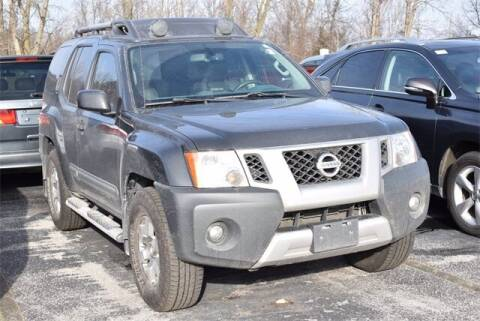 2013 Nissan Xterra for sale at BOB ROHRMAN FORT WAYNE TOYOTA in Fort Wayne IN