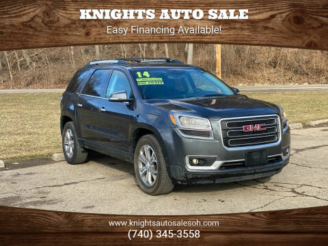 2014 GMC Acadia for sale at Knights Auto Sale in Newark OH