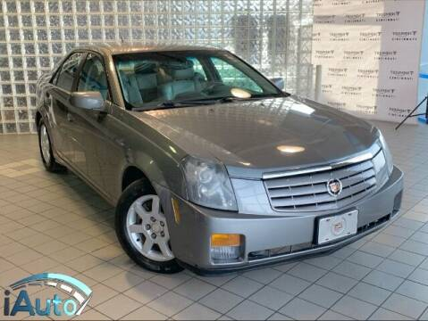 2005 Cadillac CTS for sale at iAuto in Cincinnati OH