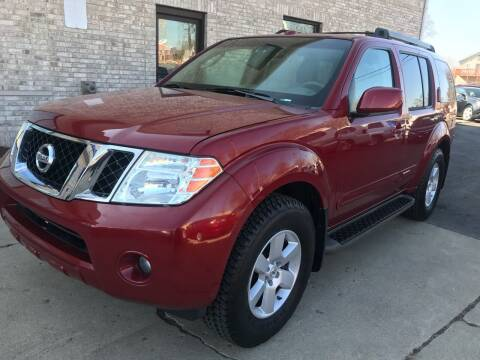 2008 Nissan Pathfinder for sale at Credit One Auto Group in Joliet IL