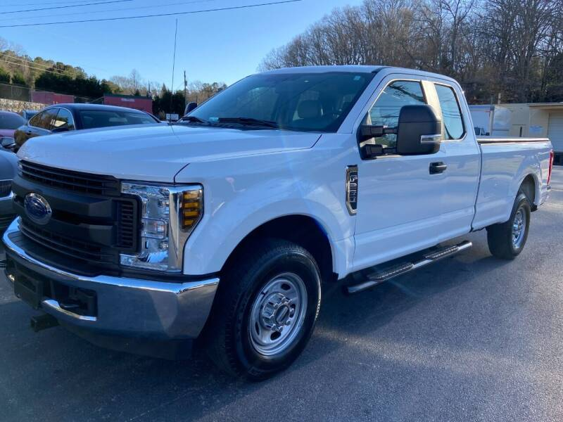 2019 Ford F-250 Super Duty for sale at Luxury Auto Innovations in Flowery Branch GA