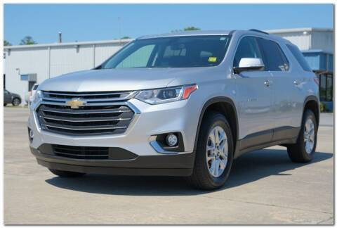 2018 Chevrolet Traverse for sale at STRICKLAND AUTO GROUP INC in Ahoskie NC