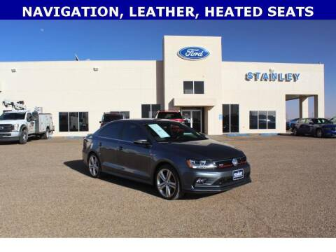 2017 Volkswagen Jetta for sale at STANLEY FORD ANDREWS in Andrews TX