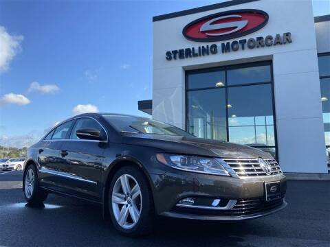 2016 Volkswagen CC for sale at Sterling Motorcar in Ephrata PA