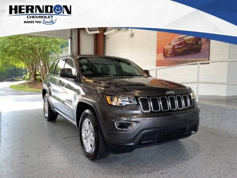 2019 Jeep Grand Cherokee for sale at Herndon Chevrolet in Lexington SC