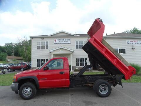 2003 GMC Sierra 3500 for sale at SOUTHERN SELECT AUTO SALES in Medina OH