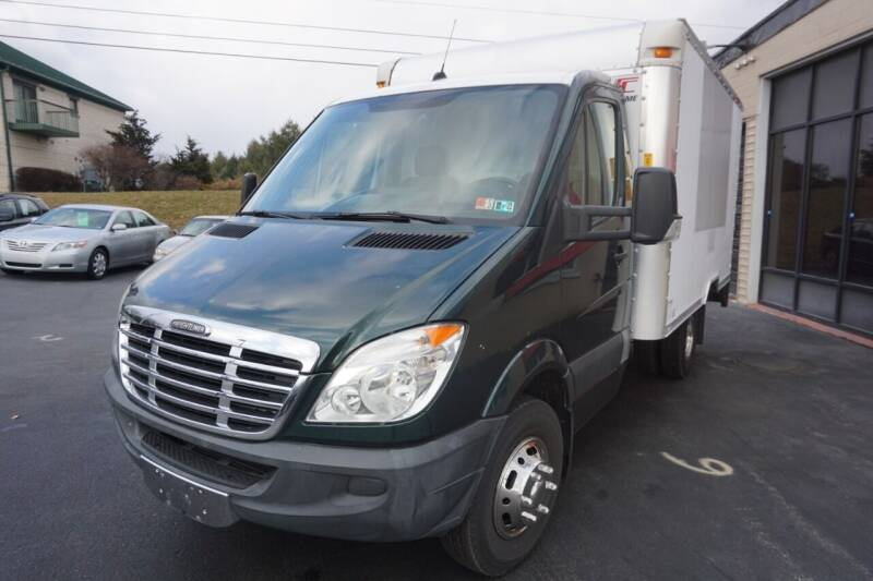 2007 Freightliner Sprinter Cab Chassis 3500