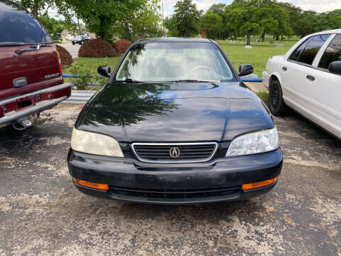 1996 Acura TL for sale at Dave-O Motor Co. in Haltom City TX