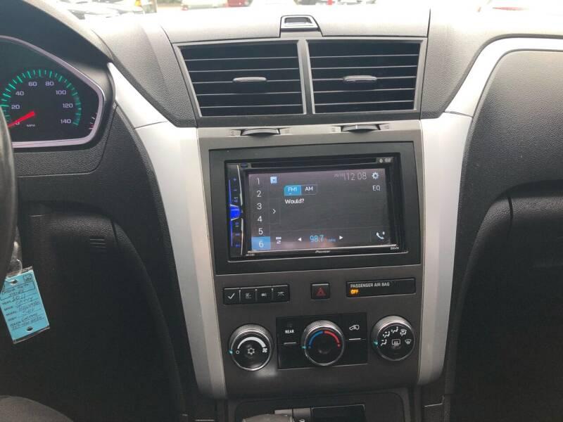 2011 Chevrolet Traverse LT 4dr SUV w/1LT - Virginia Beach VA
