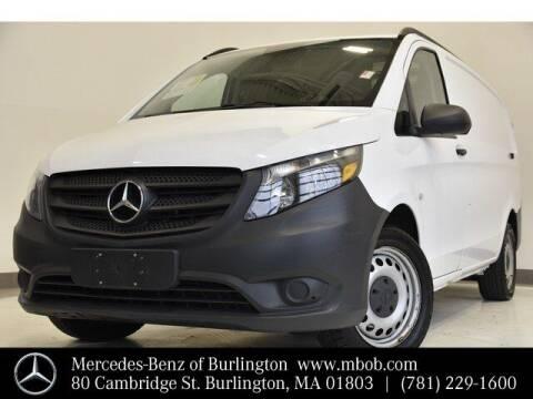 2017 Mercedes-Benz Metris for sale at Mercedes Benz of Burlington in Burlington MA