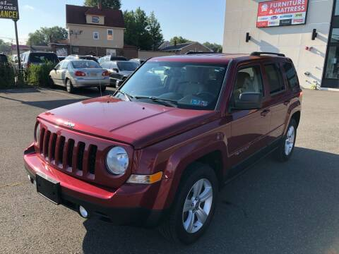 2011 Jeep Patriot for sale at MAGIC AUTO SALES in Little Ferry NJ