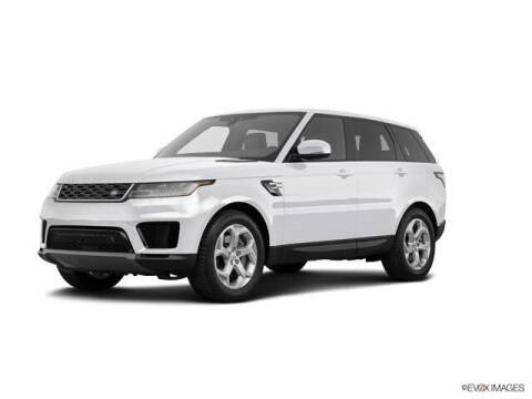 2019 Land Rover Range Rover Sport for sale at Ideal Motor Group in Staten Island NY
