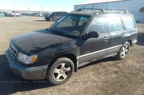 2000 Subaru Forester for sale at Tower Motors in Brainerd MN