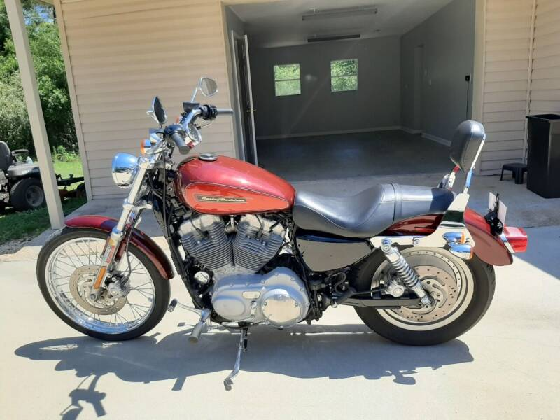 2008 Harley-Davidson XL883 for sale at Rucker Auto & Cycle Sales in Enterprise AL