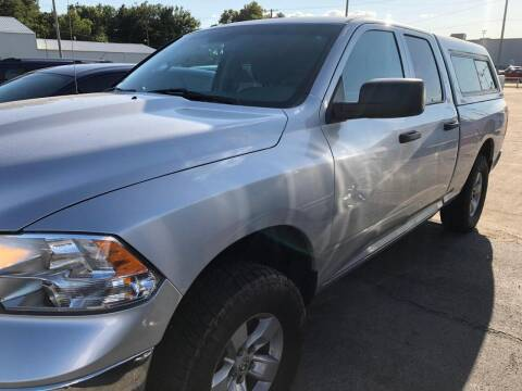 2017 RAM Ram Pickup 1500 for sale at Luv Motor Company in Roland OK